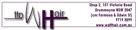 Watt Hair
