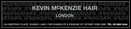 Kevin McKenzie Hair London