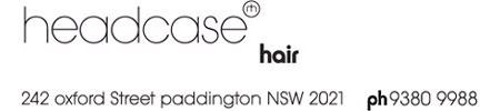 Headcase Hair Paddington Sydney Hairdressing