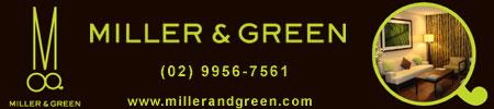 Miller and Green Hairdressing