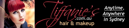 Tiffanies.com.au Hair & Makeup