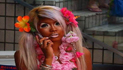 Darker hair in winter, lighter in summer, a fallacy or fashion rule??
